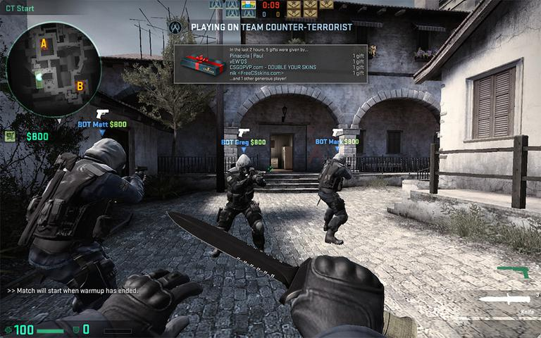 Gallery: Counter-Strike: Global Offensive (CS:GO)
