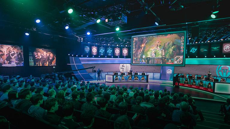 Gallery: What is the League of Legends World Championship?