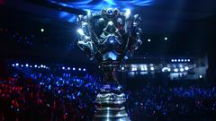 What is the League of Legends World Championship?