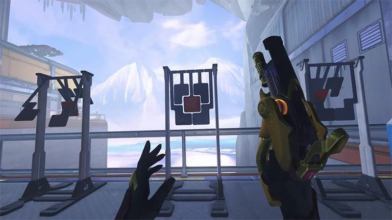 Gallery: Two steps on how to improve aim in FPS (Overwatch)
