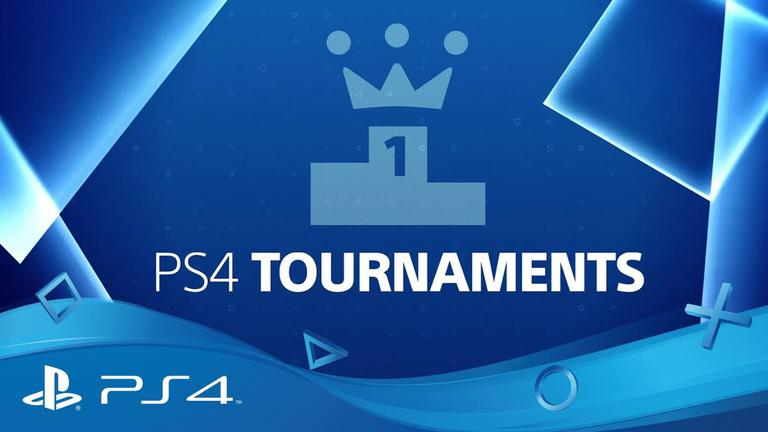 Team Tournaments on PS4