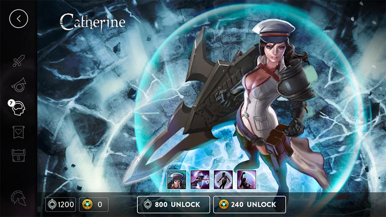 Vainglory Character