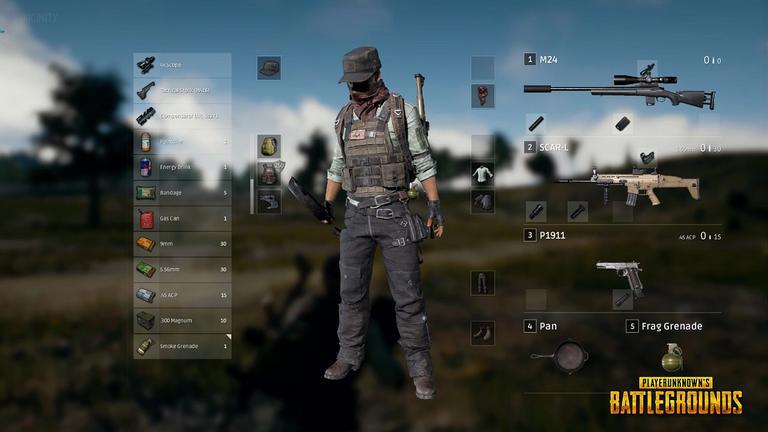 Player Unknowns: Battlegrounds