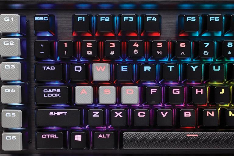 Gallery: Corsair K95 RGB Platinum